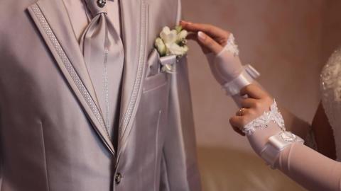 boutonniere bride dresses Footage