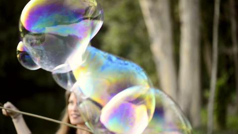 Making Super Soap Bubbles Live Action