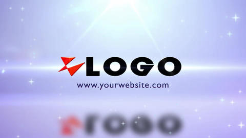 Spiral Logo After Effects Template