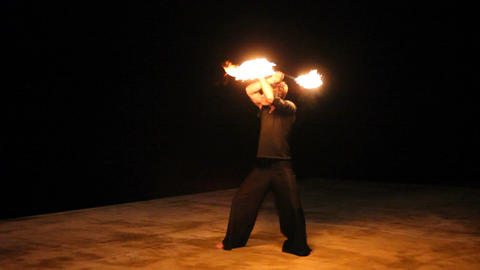 Fireshow Live Action