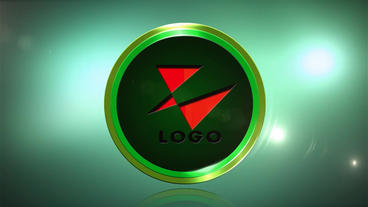 Circle Logo Ring After Effects Project