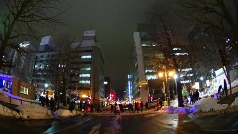 japan hokkaidou sapporo snow festival oodoori park ライブ動画