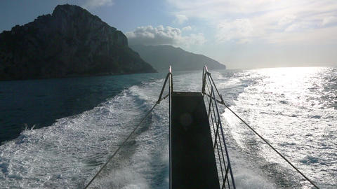 20130603 Ml Capri 001 stock footage