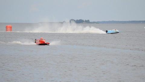 Formula 1 H2O World Championship Powerboat Live Action