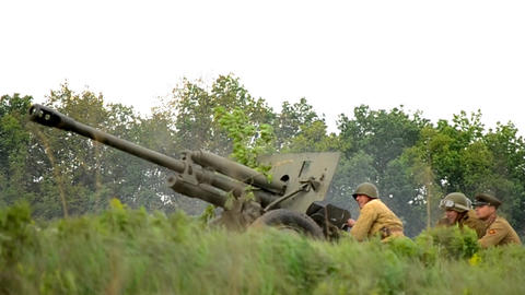 war reconstruction Footage
