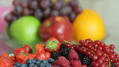 fruit still life Live Action