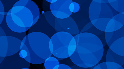 tileable blue circle background with alpha Animation