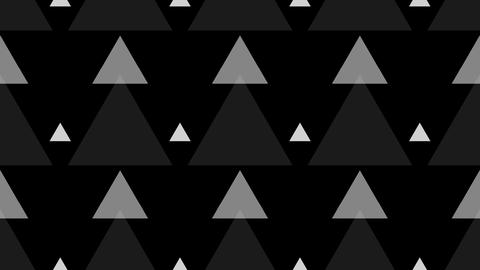 tileable triangle grey pattern with alpha Animation