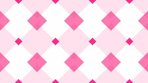 tileable vintage pink pattern Animation