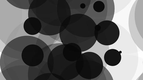 tileable ink pop circle Animation