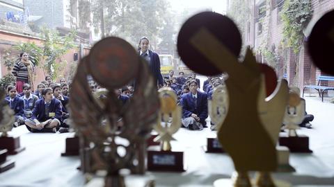 20131223 Dk Ceremony 0003 stock footage