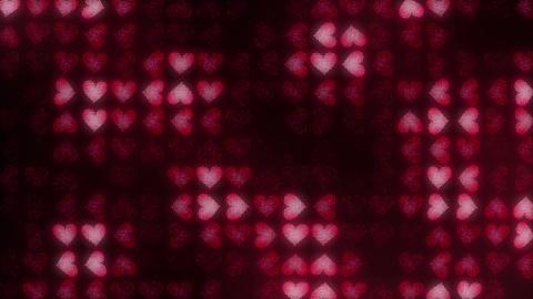Hearts LED 006 Big Noise Animation