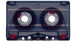 Audio tape Animation