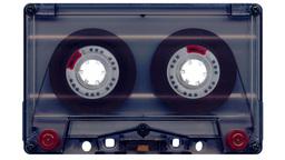 Audio Tape stock footage