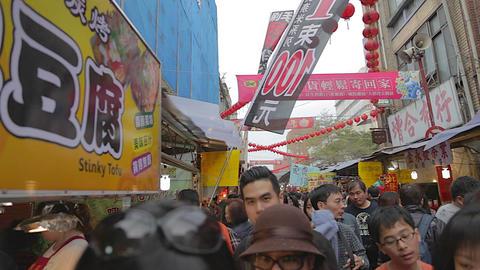 lunar new festival - stinky tofu - tilt Live Action