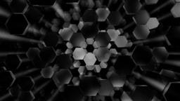 disco hexa black Animation
