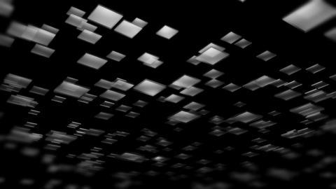 rotating white rhombus Animation
