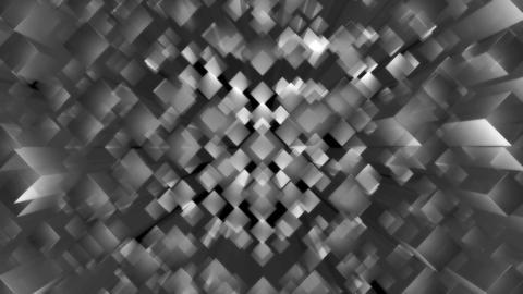 gray square optic Animation