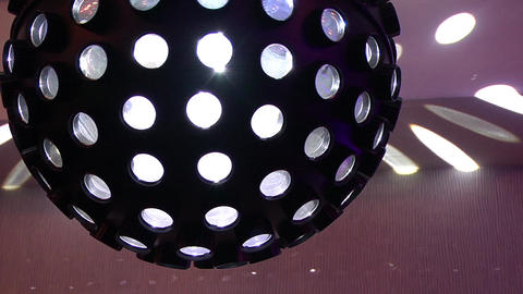 Disko Ball Spirit stock footage