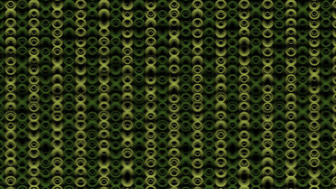 4k Abstract Wallpaper Patterns,geometric Fractal Circle,little Dot Weaving stock footage
