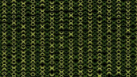 4k Abstract wallpaper patterns,geometric fractal circle,little dot weaving Footage