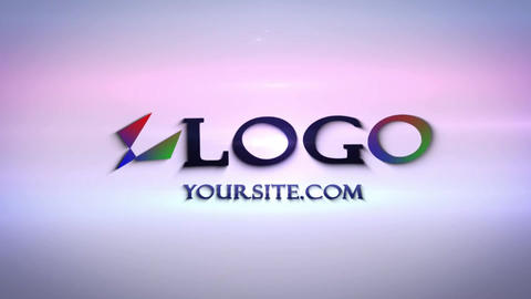 Logo On The Wall After Effects Template