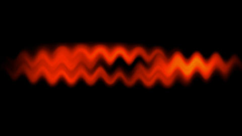 red waveform background.pulsating,radio,recording,signal,sound,voice,material Animation