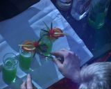 Cocktail stock footage