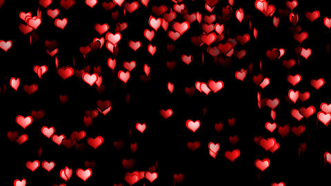 Hearts 04 Alpha Animation