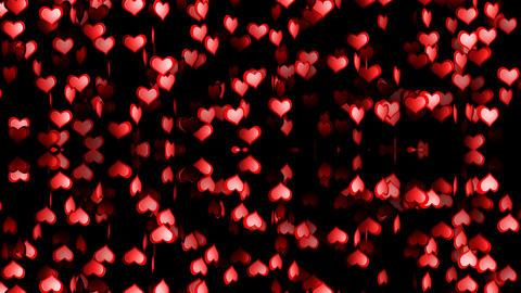 Hearts Mirror Alpha Animation