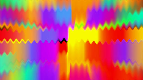color waveform,light rays,computer web tech background.frequency,pulsating Animation