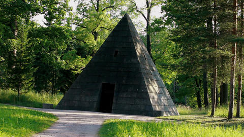 Piramid Stock Video Footage