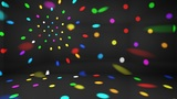 Disco Light Ac HD stock footage