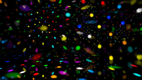 Disco Light Af HD Stock Video Footage