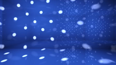 Disco Light Ah HD Stock Video Footage