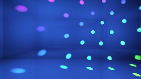 Disco Light Aj HD Stock Video Footage