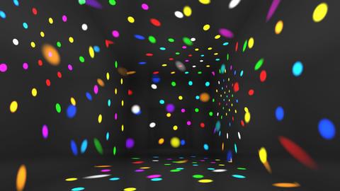 Disco Light Bc HD Stock Video Footage
