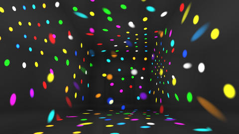 Disco Light Bc HD Animation