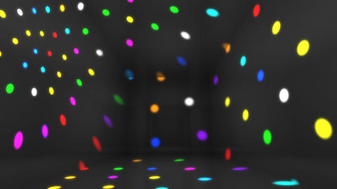 Disco Light Bd HD Animation
