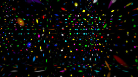 Disco Light Bf HD Stock Video Footage