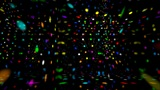 Disco Light Bf HD stock footage