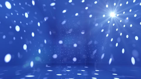 Disco Light Bh HD Animation
