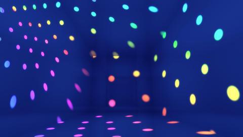 Disco Light Bj HD Stock Video Footage