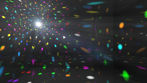 Disco Light Cb2 HD Animation