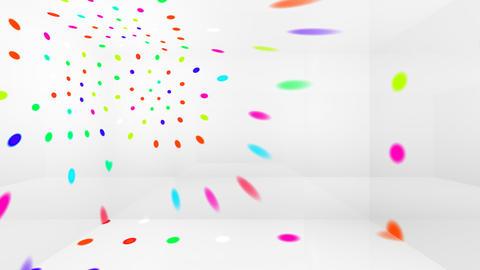 Disco Light Ccw HD Stock Video Footage