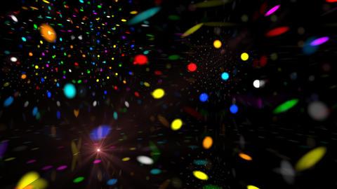 Disco Light Cf HD Stock Video Footage