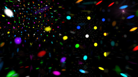 Disco Light Cf HD Animation