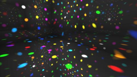Disco Light Da HD Stock Video Footage