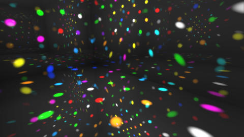 Disco Light Da HD Animation