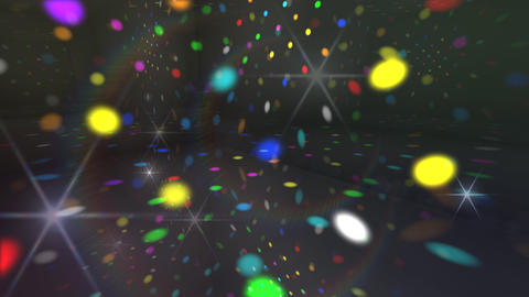 Disco Light Db HD Stock Video Footage